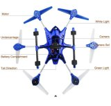 3176098-4.5CH bourdon superbe de rtf RC Fpv Quadcopter de Hexacopter de compas gyroscopique d'axe de l'alliage six avec l'appareil-photo de 2.0MP HD