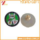 Мягкий значок Pin отворотом эмали для выдвиженческого (YB-Lp-62)