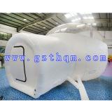 De beste Opblaasbare Bel van de Kwaliteit brengt Tent/Opblaasbare Transparante Tent onder