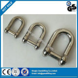 ヨーロッパのタイプ304 316ステンレス鋼の手錠