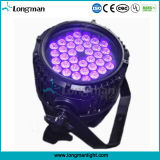 Hoge Power Outdoor 36PCS 3W LED PAR UVBlack Light voor Stage