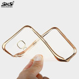 Newly Design Electroplating Soft TPU Mobile Phone Case
