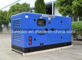 販売50Hzのための100kVA Lovolの無声ディーゼル発電機