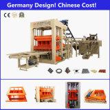 装置の煉瓦作成機械を作るペーバー