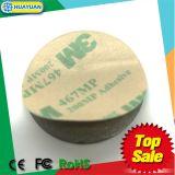 승진을%s 3M 접착성 쓸 수 있는 RFID NTAG213 소형 NFC 꼬리표