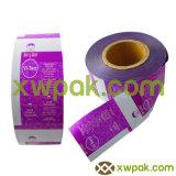 Rullo di pellicola d'imballaggio stampato della plastica laminata