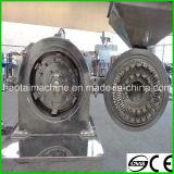 Pó da especiaria que faz a máquina temperar máquinas de moedura