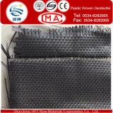 Geotessuto tessuto plastica con il bene durevole eccellente del peso 100-1000G/M2