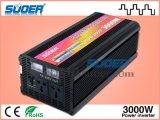 De Omschakelaar van de Macht van de Vervaardiging gelijkstroom 24V AC 220V 3000W van Suoer (hebben-3000B)
