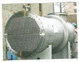 De halve Beklede Reactor van de Pijp (IOS Norm)