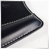 Wrist Rest를 가진 PU Leather Single Layer Wholesale Mouse Pad