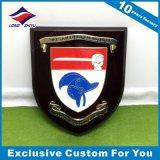 Металлическая пластинка подгонянная оптовой продажей деревянная Sportive с вашими конструкция