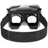 Vidros pequenos dos auriculares 3D Vr da realidade virtual do OEM de MOQ