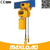 Preço elétrico Sc200 da grua Chain da gaiola dobro de 0.5 toneladas