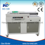 접착제 Binder (Three Rollers를 가진 WD- 50B+) Glue Binding Machine