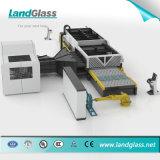 Luoyang a courbé la chaîne de production de gâchage en verre machine de four