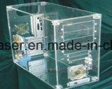 Автомат для резки лазера Leynon 120watts для кожи и Acrylic