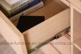 現代木の3つの引出し(N1015-3)のシラカバによって張り合わせられる箱