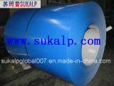 Bobina de aço galvanizada revestida PPGI