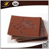 Ярлыки кожи конструкции высокого качества с письмом (HJL41)