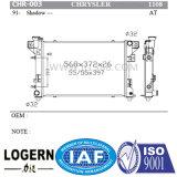 Radiador de Chr-003 Chrysler Saratoga para Shadow'91-95 em Dpi: 1108