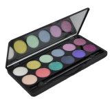 Sombra morna dos cosméticos da cor da etiqueta confidencial 12