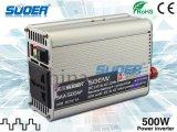 Invertitore 12V dell'invertitore 500W di potere di Suoer a 230V (SAA-500AF)