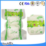 Wegwerfbares Baby Diaper mit Breathable Back Sheet für Summer.