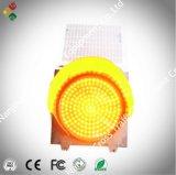 indicatore luminoso completo del segnale stradale della sfera LED dell'obiettivo di 200mm Transprent