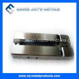 Legering van het titanium bewerkte Delen machinaal die in China worden gemaakt