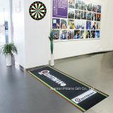 Gedruckte elektronische Pfeil-Vorstand-Standplatz-Nylonmatte mit Gummischutzträger