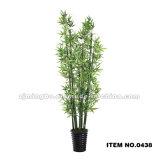 Árvore artificial, planta artificial, árvore de bambu, bonsai de bambu