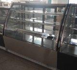 European-Style стеклянный шкаф Pastry&Cake двери