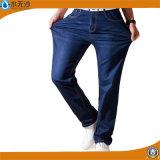 2016 джинсыов хлопка простирания джинсовой ткани хлопка способа