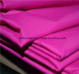 Tela de materia textil de nylon del poliester de la chaqueta de la camisa para la ropa
