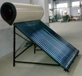 열파이프 압력을 가한 태양열 시스템