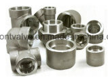 造られたSteel High Pressure Socket WeldかThreaded Hexagon Plug