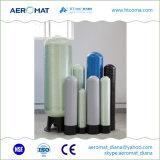FRP Becken mit Wasser-Verteiler und innerer Rohrleitung für Reinigung-System