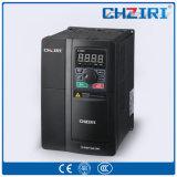 Convertisseur de fréquence de Chziri 5.5kw, 380V pour la machine de commande numérique par ordinateur