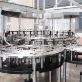 Machine à étiquettes de capsulage remplissante de lavage automatique de l'eau minérale de bouteille d'animal familier
