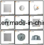 Platten-Strudel-Luft-Decken-Diffuser (Zerstäuber)