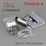 Kanger neuestes Rba umwickelt 6016 heißestes verkaufenbecken Kanger Protank 4