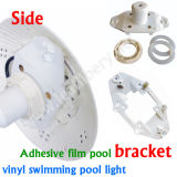 Concrete、Fiberglass、Vinyl Liner Poolのための12V IP68 Nicheless Plastic LED Underwater Light Swimming Pool Light