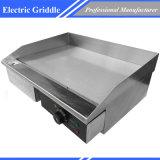 Gauffreuse électrique d'équipement commercial de cuisine