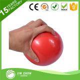 Bola rellenada con arena del ejercicio del peso perfecto de la mano