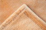 Cobertor 100% coral do velo do poliéster