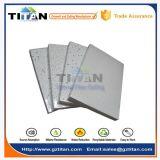 A fibra mineral acústica telha 600X1200