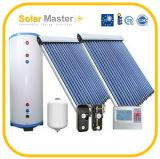 Calentadores solares del tubo de calor