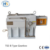 Caixa de engrenagens da extrusora da alta qualidade para a extrusora dobro do plástico do parafuso