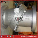 Фланец Тип наклона диска Обратный клапан